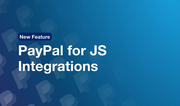 PayPal for JS Integrations